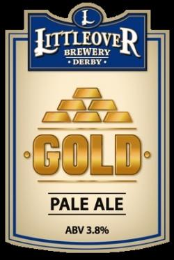 Littleover Brewery Gold Pale Ale